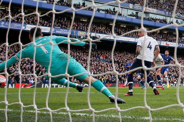 Nhìn lại thất bại thứ ba của Mourinho trước học trò cũ Lampard - 6