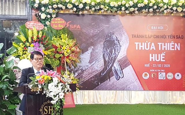 Ra mắt chi hội Yến Sào tỉnh Thừa Thiên Huế - 2