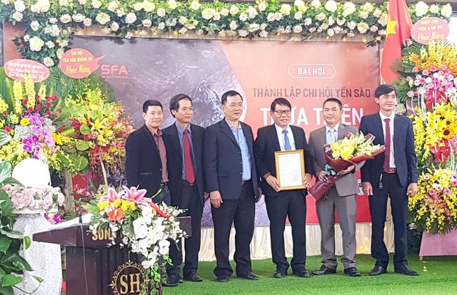 Ra mắt chi hội Yến Sào tỉnh Thừa Thiên Huế - 3