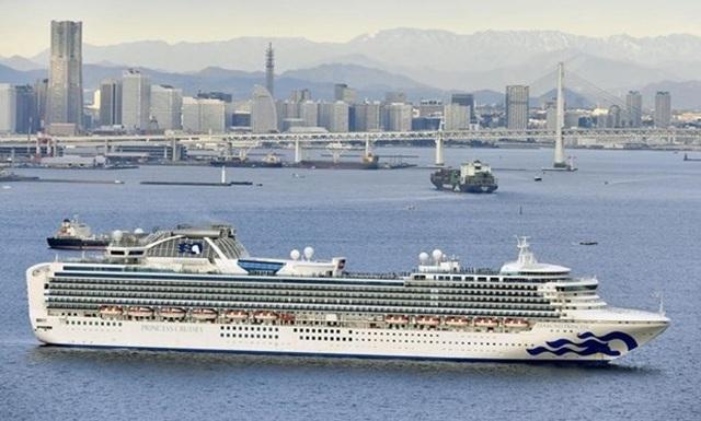 Quảng Ninh áp dụng quy trình riêng đón du khách tàu biển thời Covid-19 - 1  Quảng Ninh áp dụng quy trình riêng đón du khách tàu biển thời Covid-19 71297 1582335812787