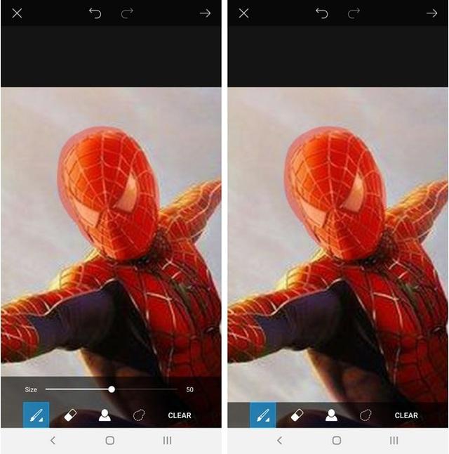 Hướng dẫn tạo ảnh với hiệu ứng đầu to siêu hài hước trên smartphone - 8