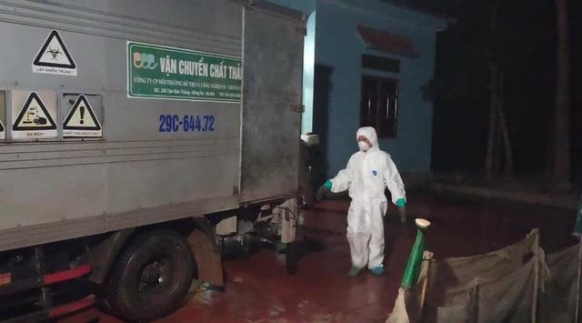 Hà Nội: Phát hiện đối tượng thu gom 620kg khẩu trang y tế đã qua sử dụng - 2