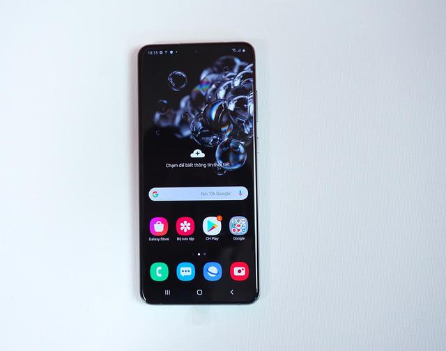 Mở hộp Galaxy S20 Ultra chính hãng giá gần 30 triệu đồng - 9