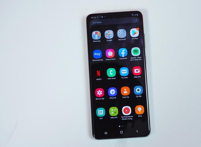 Mở hộp Galaxy S20 Ultra chính hãng giá gần 30 triệu đồng - 12