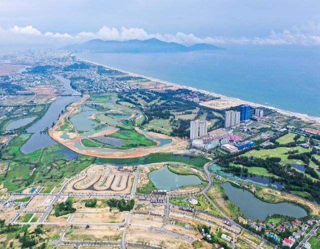 Nhà đầu tư Quảng Ngãi đổ xô đi tìm đất biển Đà Nẵng - 1