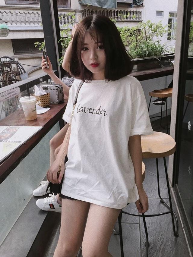 Nữ sinh Hà Nội 1m52 nổi trên trang Trung Quốc: Ra đường là được trầm trồ vì mặc xinh - 10