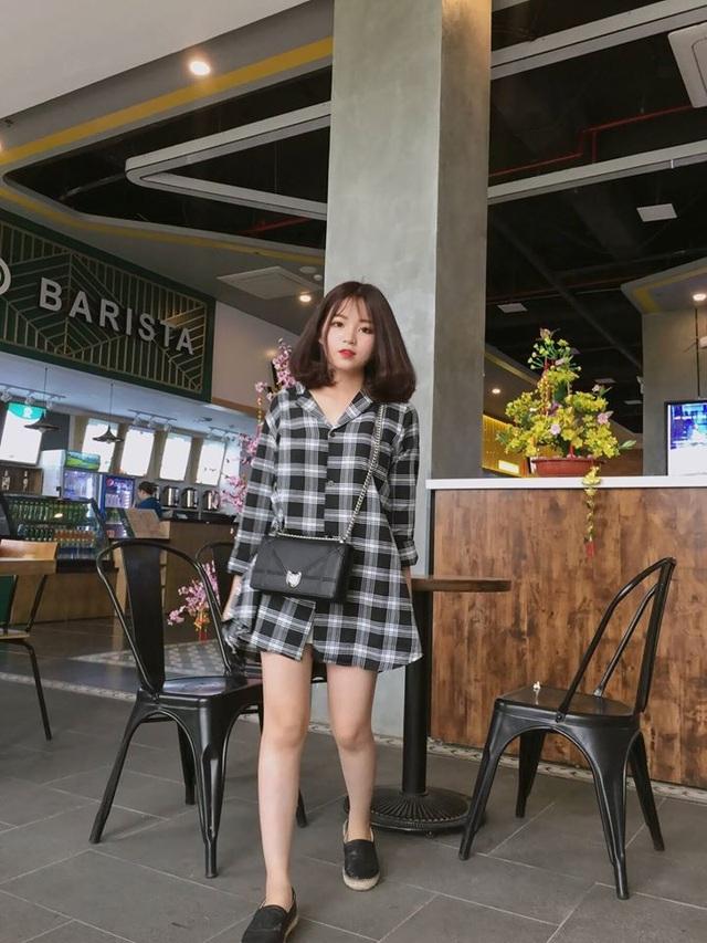 Nữ sinh Hà Nội 1m52 nổi trên trang Trung Quốc: Ra đường là được trầm trồ vì mặc xinh - 13