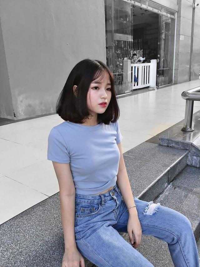 Nữ sinh Hà Nội 1m52 nổi trên trang Trung Quốc: Ra đường là được trầm trồ vì mặc xinh - 3