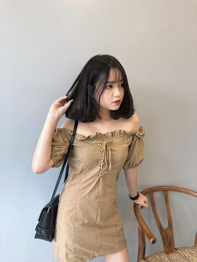 Nữ sinh Hà Nội 1m52 nổi trên trang Trung Quốc: Ra đường là được trầm trồ vì mặc xinh - 7