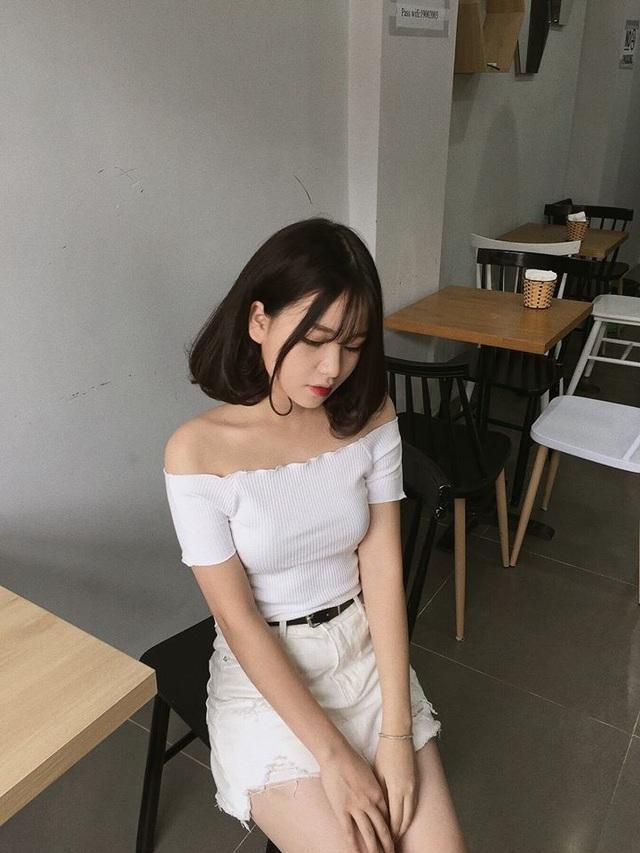 Nữ sinh Hà Nội 1m52 nổi trên trang Trung Quốc: Ra đường là được trầm trồ vì mặc xinh - 9