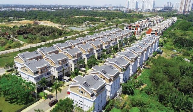 Doanh nghiệp bất động sản đang gặp khó khăn với những dự án nào? - 2