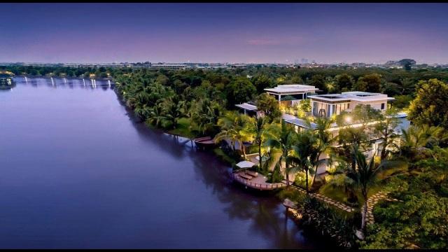 Newstarland chính thức phân phối dự án biệt thự đảo Ecopark Grand – The Island - 1