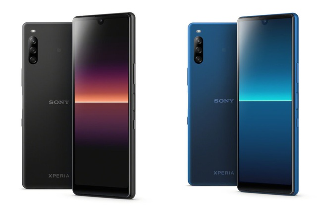 """Smartphone đầu tiên sở hữu màn hình """"giọt nước"""" của Sony - 1"""