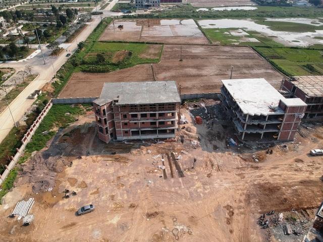 Ninh Bình: Dự án trường chuyên 400 tỷ đồng phát lộ nhiều sai phạm - 7
