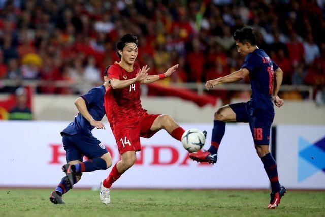 HLV Park Hang Seo đón tin vui từ tiền vệ Tuấn Anh - 1