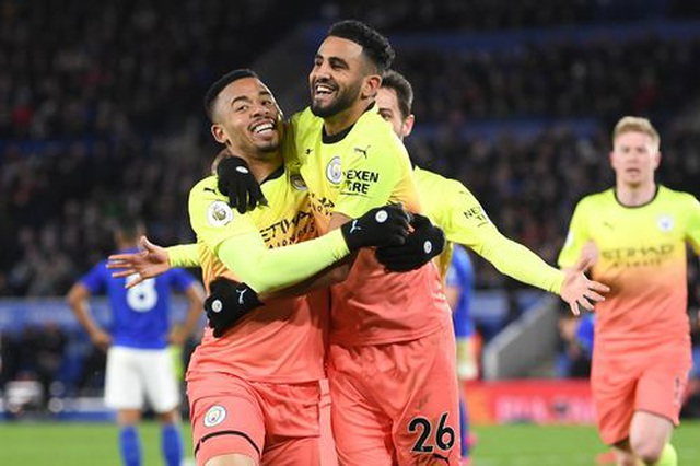 Leicester 0-1 Man City: Aguero sút hỏng phạt đền, Jesus thành người hùng - 3