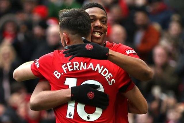 Man Utd 3-0 Watford: Màn tỏa sáng rực rỡ của Fernandes - 2