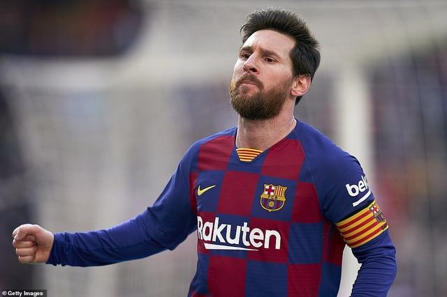 Messi ghi 4 bàn, Barcelona thắng đậm Eibar và giành ngôi đầu bảng - 10