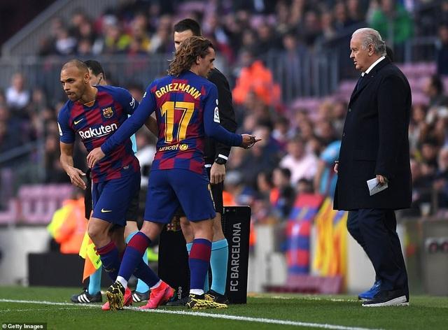 Messi ghi 4 bàn, Barcelona thắng đậm Eibar và giành ngôi đầu bảng - 8