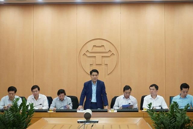 Hà Nội họp khẩn vì dịch Covid-19 lan rộng ở Hàn Quốc - 1