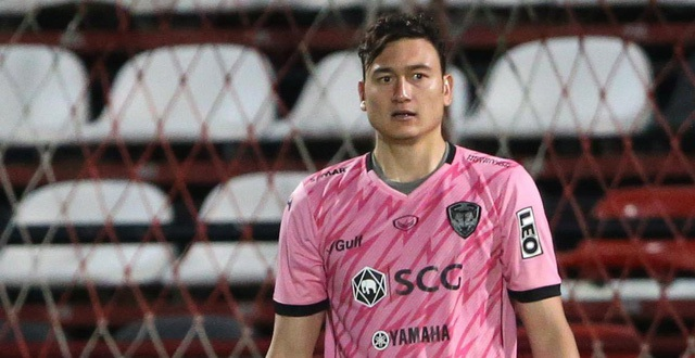Đặng Văn Lâm và đồng đội thua trận thứ hai liên tiếp tại Thai-League - 1