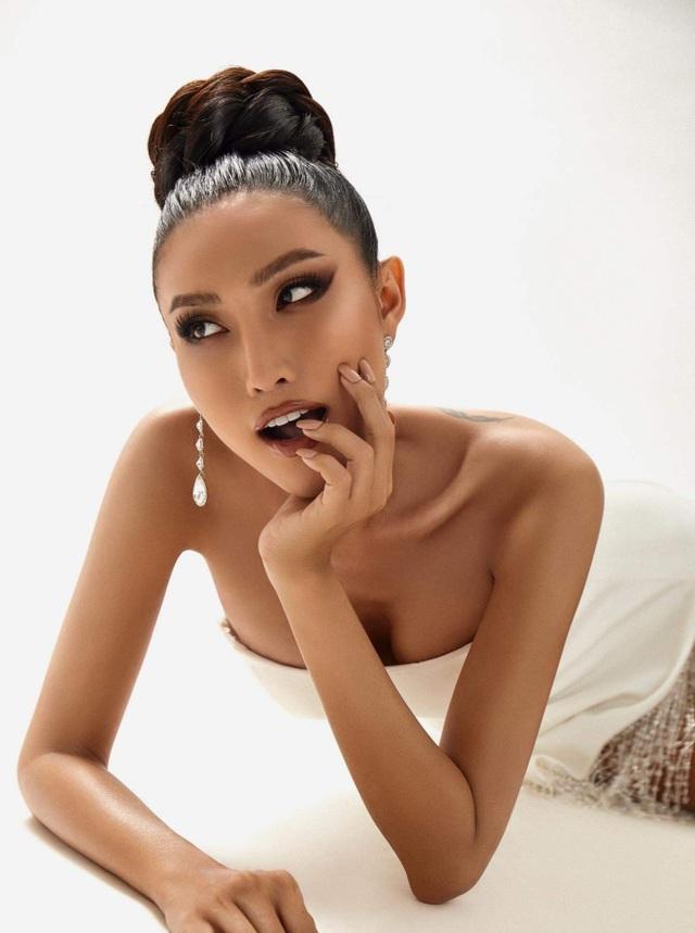 Bạn gái Trọng Hiếu lên đường thi Hoa hậu Chuyển giới Quốc tế - 5