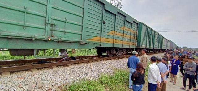 Xe tải băng qua đường sắt bất cẩn bị tàu hỏa tông, tài xế chết tại chỗ - 6
