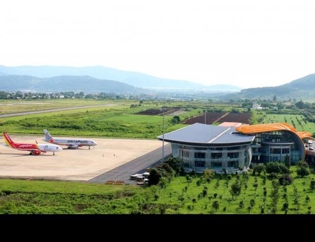 Nâng công suất sân bay Liên Khương, kéo dài đường băng tại Phú Bài - 1