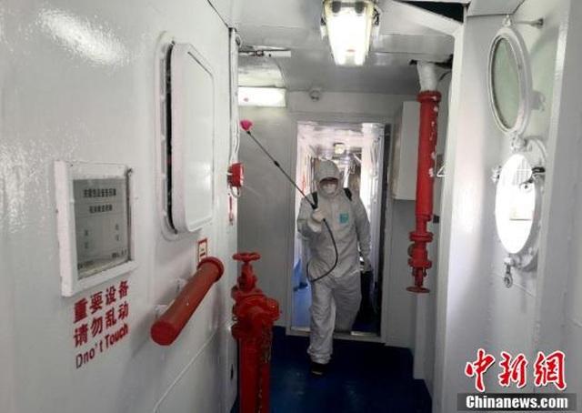 Du thuyền hạng sang làm nơi ở cho các y bác sỹ tuyến đầu chống Covid-19 - 4