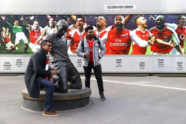 Những khoảnh khắc trong màn ngược dòng của Arsenal trước Everton - 3