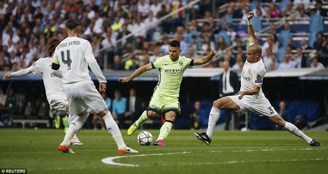 Real Madrid - Man City: Cuộc chiến kinh điển - 1