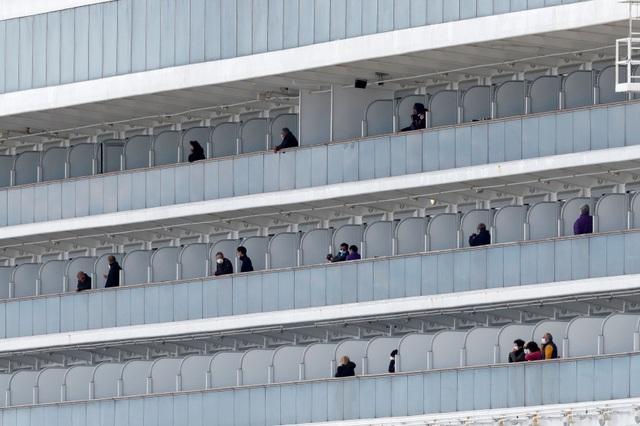 """Nhật Bản loay hoay khi """"thả nhầm"""" khách du thuyền bị nhiễm virus corona - 2"""