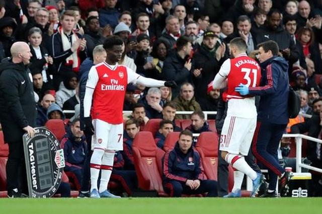 Những khoảnh khắc trong màn ngược dòng của Arsenal trước Everton - 6