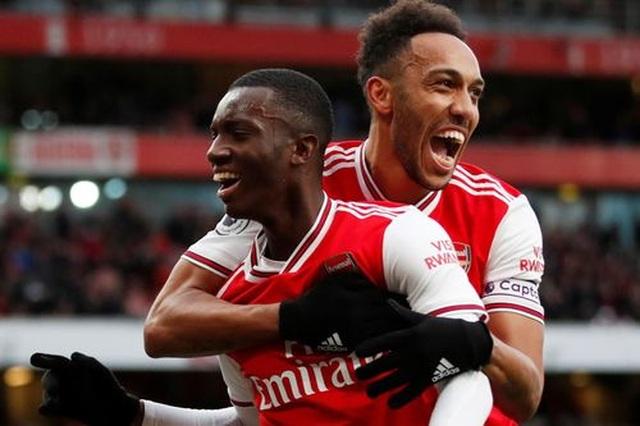 Những khoảnh khắc trong màn ngược dòng của Arsenal trước Everton - 8