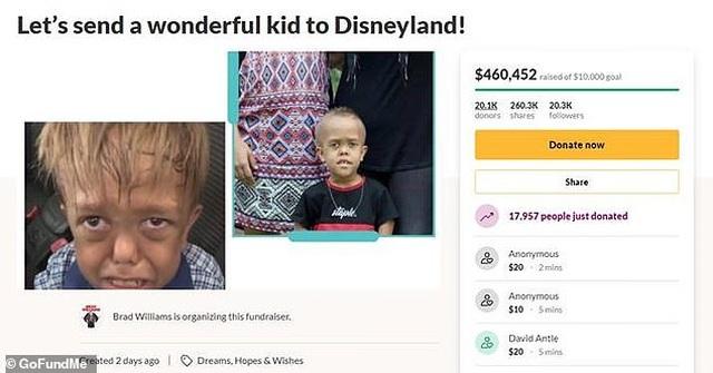 Cả thế giới cùng chung tay lau giọt nước mắt của cậu bé bị kỳ thị - 2