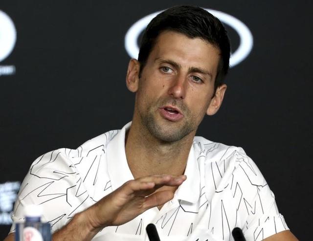 """Djokovic: """"Tennis sẽ không trọn vẹn nếu thiếu Federer"""" - 2"""