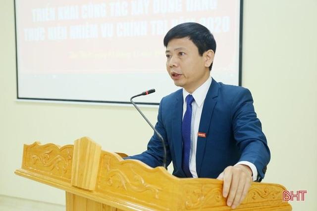 Phó Tổng Biên tập Báo Hà Tĩnh được bổ nhiệm làm Giám đốc Sở TTTT - 1