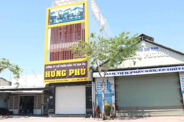 Bắt Giám đốc Công ty BĐS Hưng Phú - 1