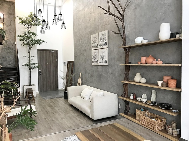 Vợ chồng Việt – Hàn lột xác đẹp khó tin cho căn chung cư chỉ với 180 triệu - 4