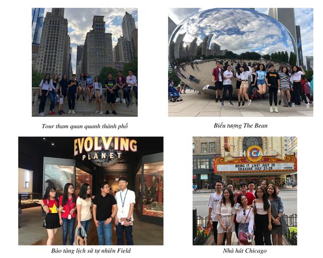 Elmhurst College tuyển sinh học hè trải nghiệm Chicago năm 2020 - 1