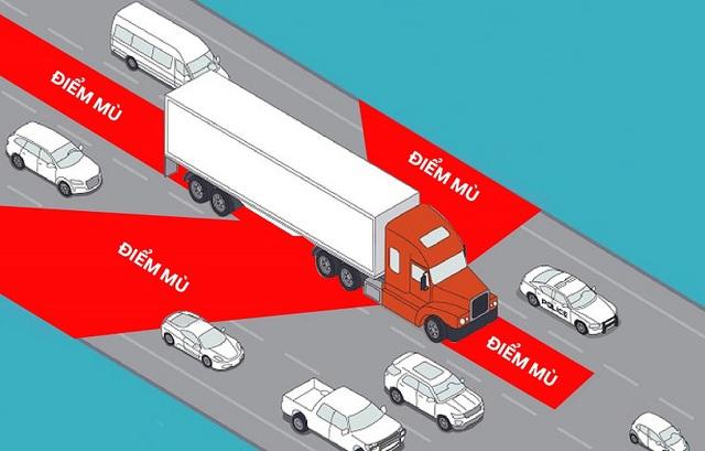 Chuyển làn không quan sát, xe tải ủi xe con quay ngang trên cầu Thanh Trì - 1