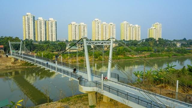 Cận cảnh những cây cầu đẹp lung linh tại thành phố xanh ngay gần Hà Nội - 14