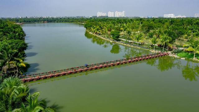 Cận cảnh những cây cầu đẹp lung linh tại thành phố xanh ngay gần Hà Nội - 5
