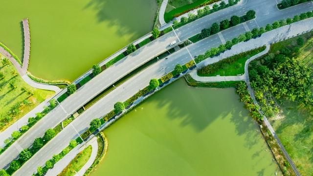 Cận cảnh những cây cầu đẹp lung linh tại thành phố xanh ngay gần Hà Nội - 8