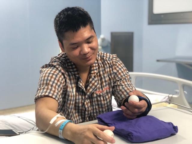 Đầu tiên trên thế giới: Việt Nam thành công ghép chi thể từ người cho sống - 3
