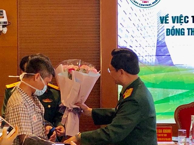 Đầu tiên trên thế giới: Việt Nam thành công ghép chi thể từ người cho sống - 2