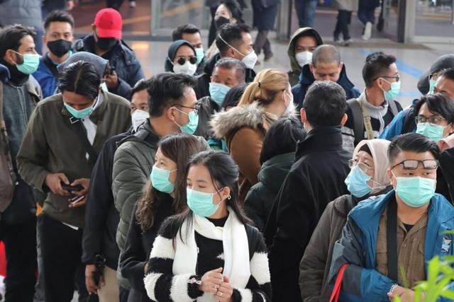 Hơn 1.900 lưu học sinh Việt Nam tại ổ dịch Covid-19 của Hàn Quốc - 1