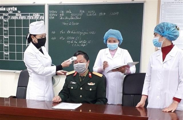 Phương pháp chống dịch Covid-19 của Học viện Quân y - 1