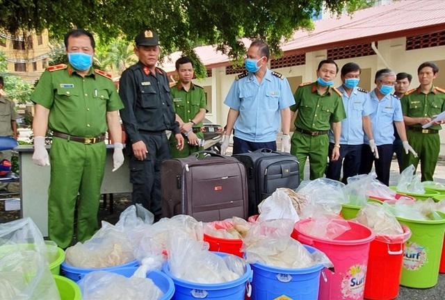 Thủ tướng: Không để Việt Nam trở thành địa bàn trung chuyển ma túy - 1