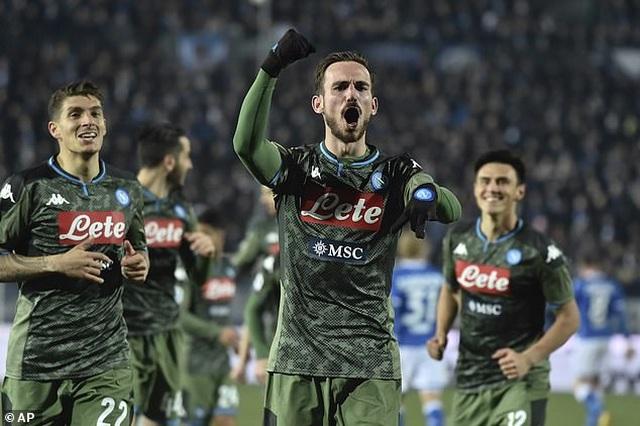 "Napoli - Barcelona: ""Bão táp"" ở San Paolo - 2"